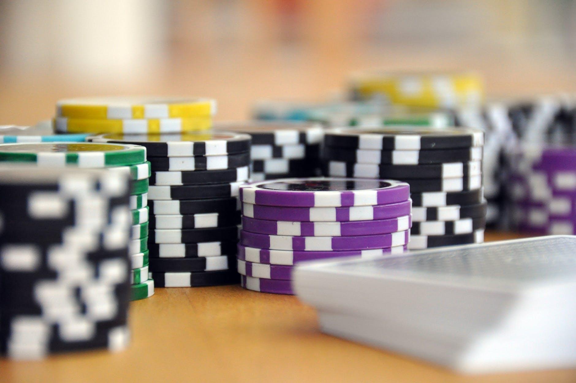 Connecticut casino bonus and poker chips