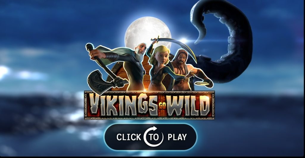 Vikings Go Wild slot