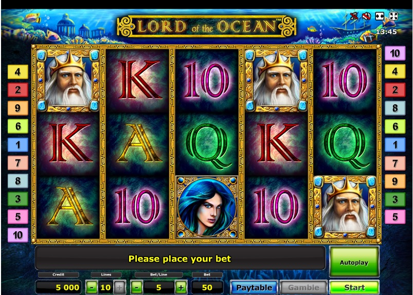 Lord of the Ocean review