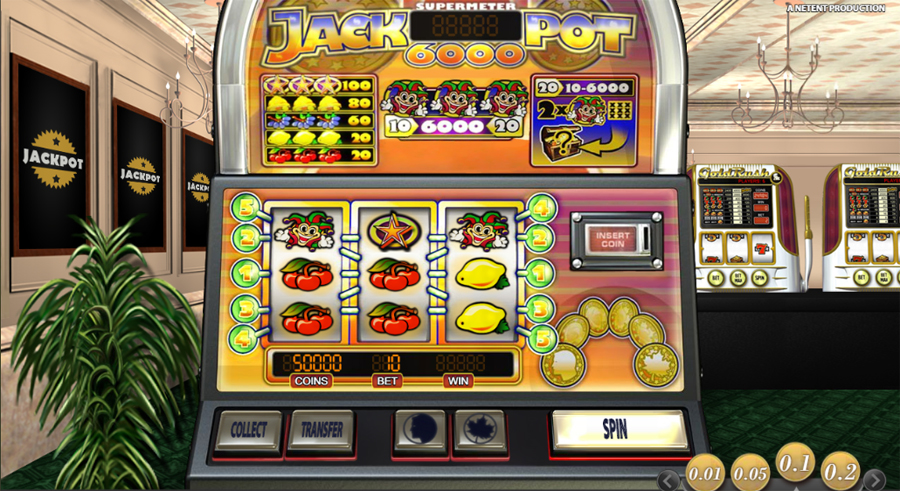 jackpot 6000 slot review