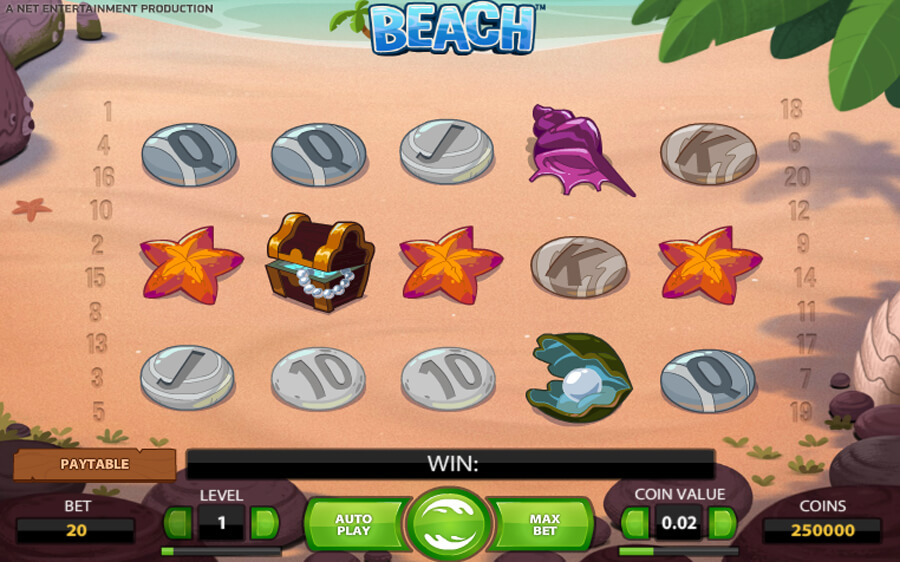 beach slot review