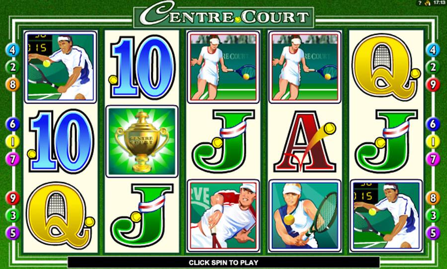 Centre Court slot review