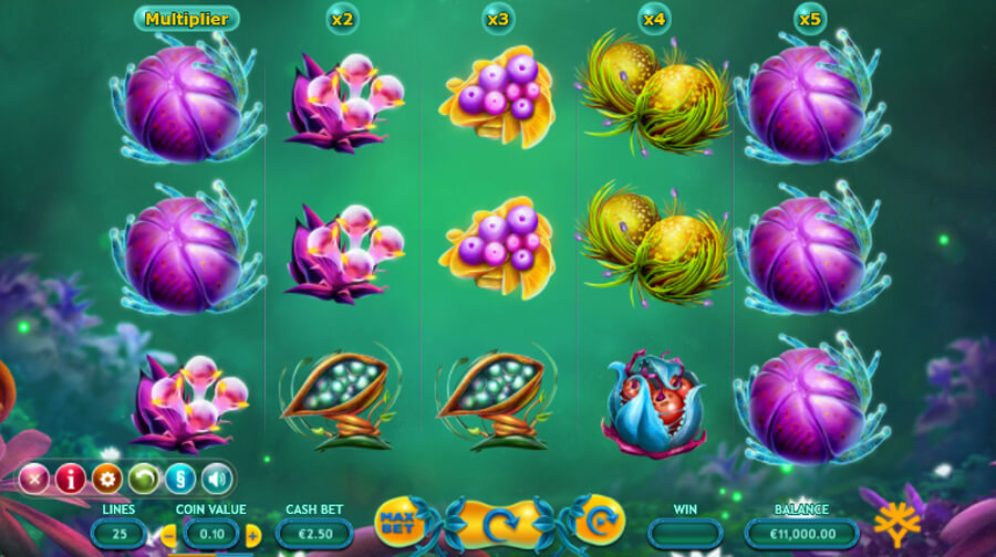 Fruitoids slot review