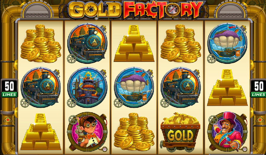 Gold Factory slot review