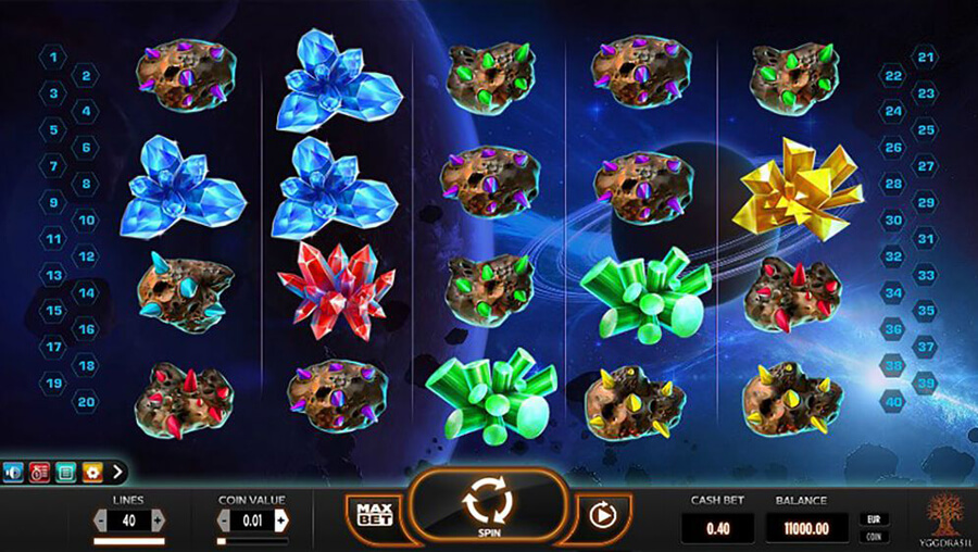 Robotnik slot review
