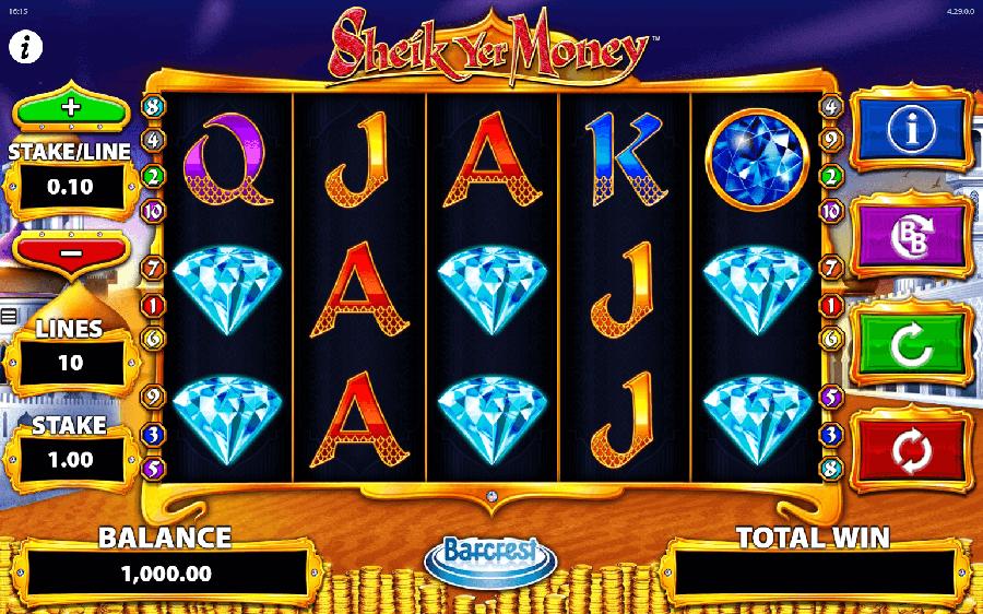 Sheik Yer Money slot review