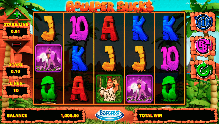 Boulder Bucks slot review