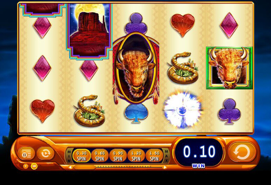 Buffalo Spirit slot review