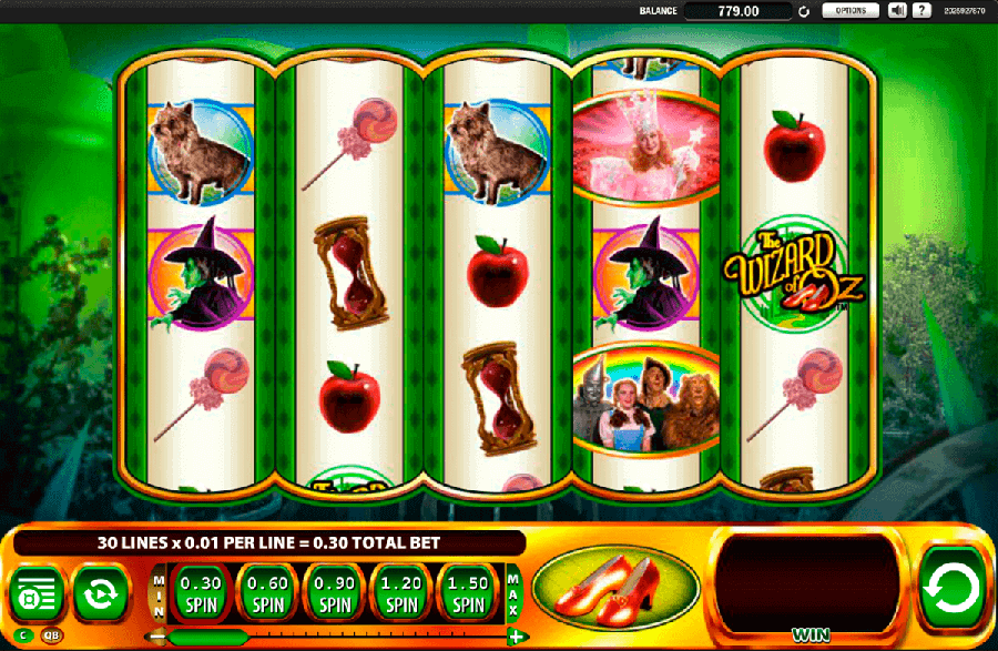 Ruby Slippers slot review