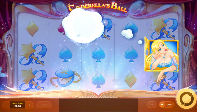 Cinderella's Ball slot Red Tiger Gaming