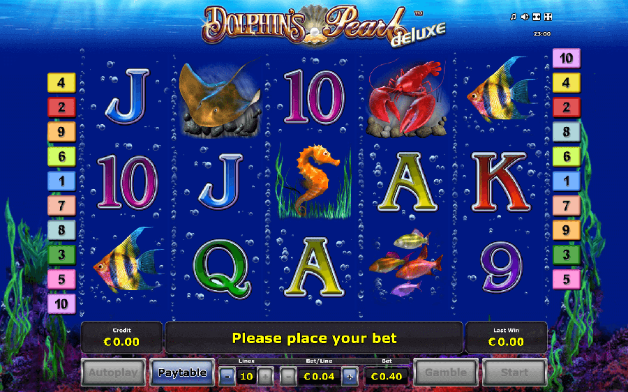Dolphins Pearl slot review