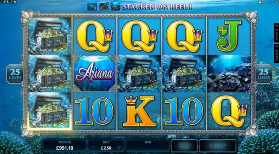 Ariana slot review