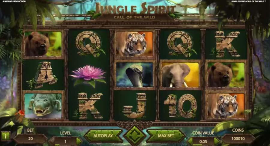Jungle Spirit review