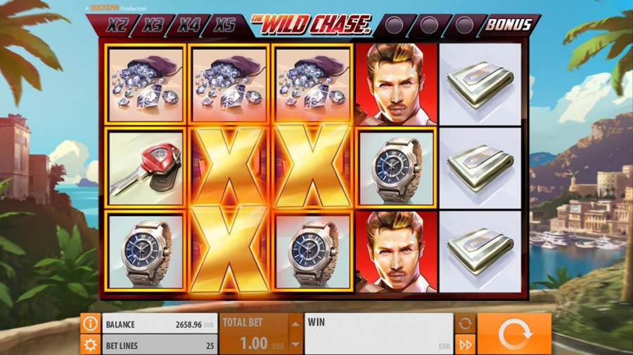 The Wild Chase slot review