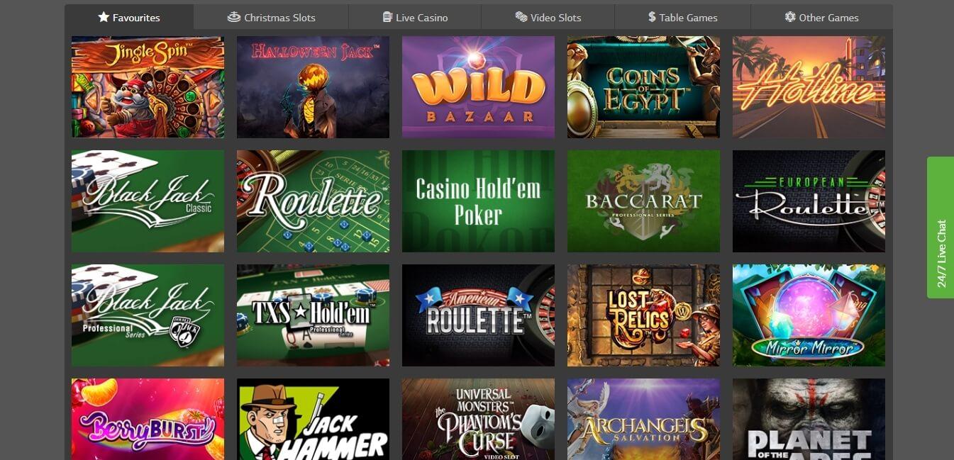 lsbet casino slots
