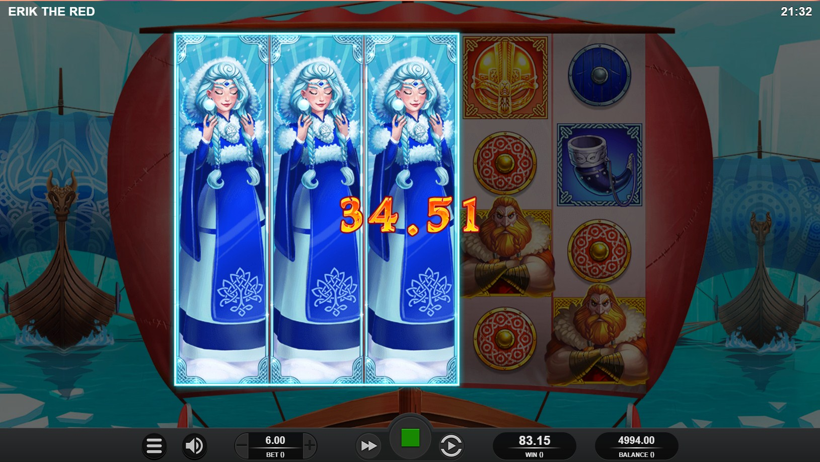 Erik The Red Video Slot