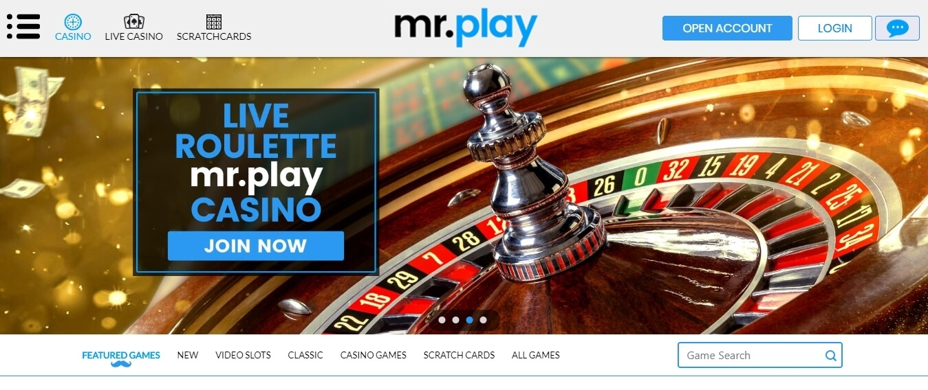 mrplay casino