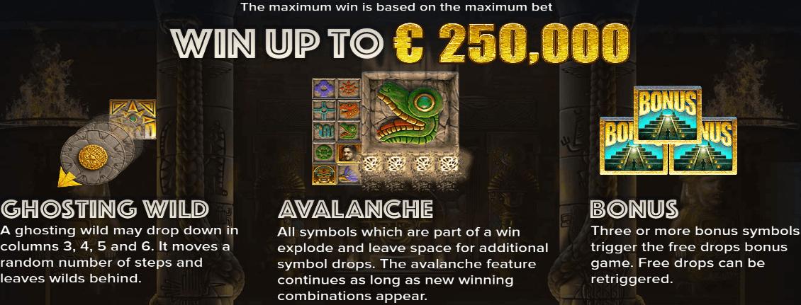 ecuador gold max win slot