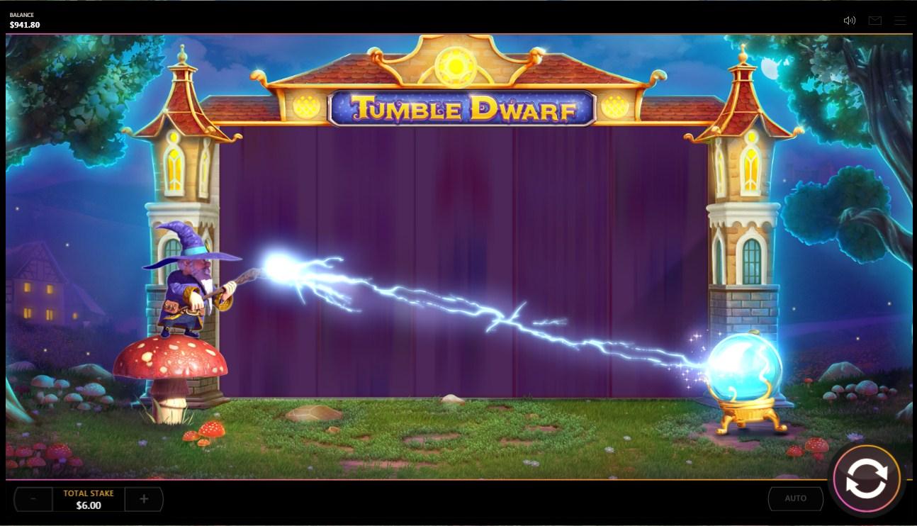 Tumble Dwarf video slot