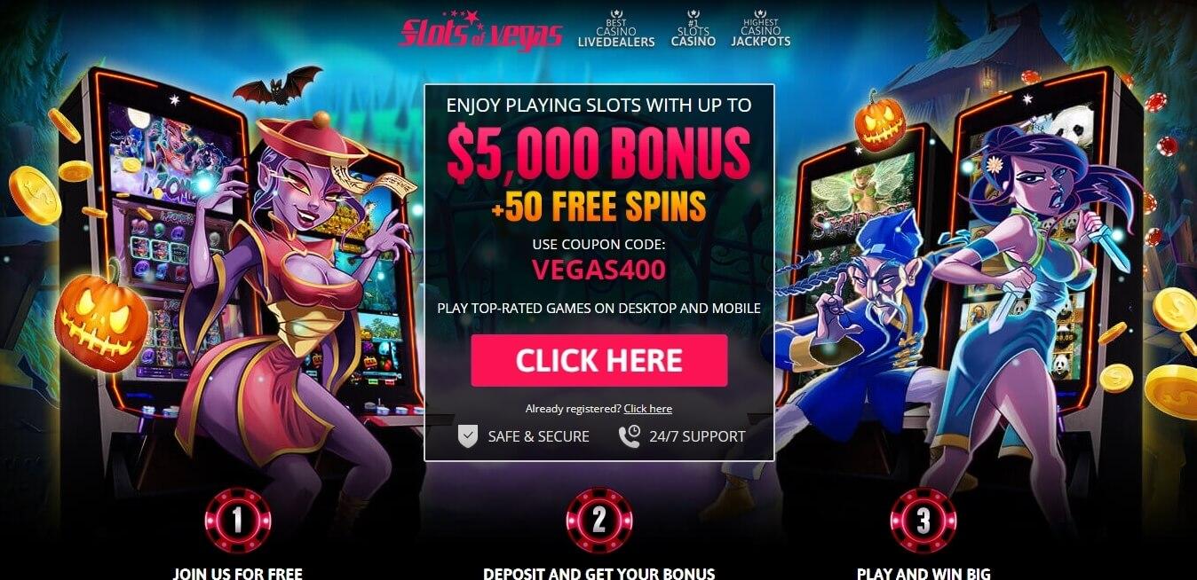 slotsofvegas casino