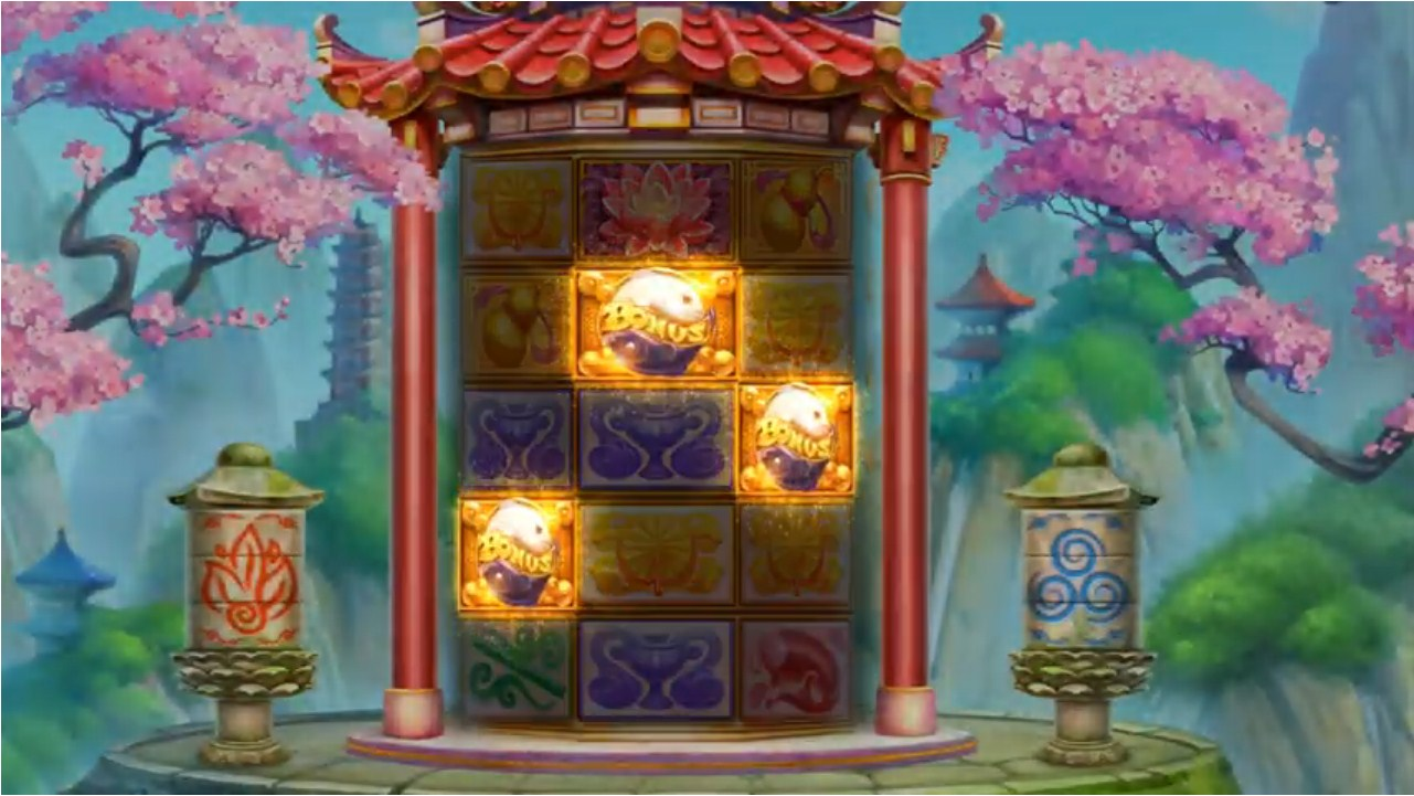 Chi Slot Gameplay
