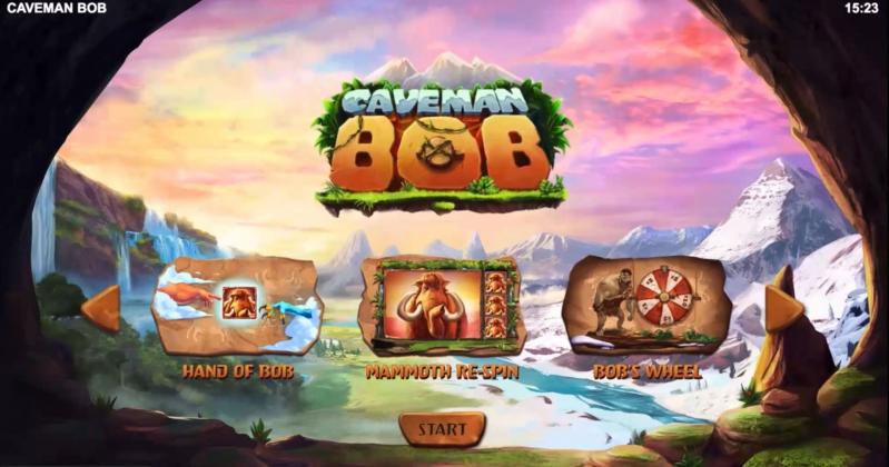 Caveman Bob Slot