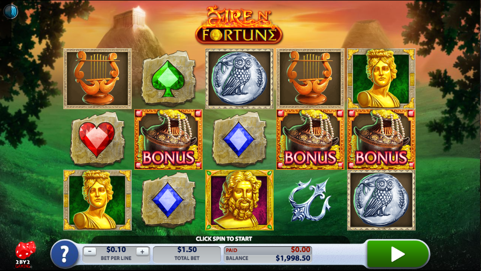 fire n' fortune slot