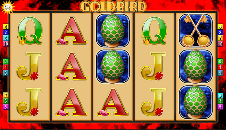 goldbird slot