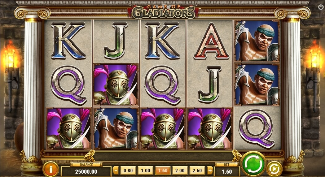 game of gladiators slot