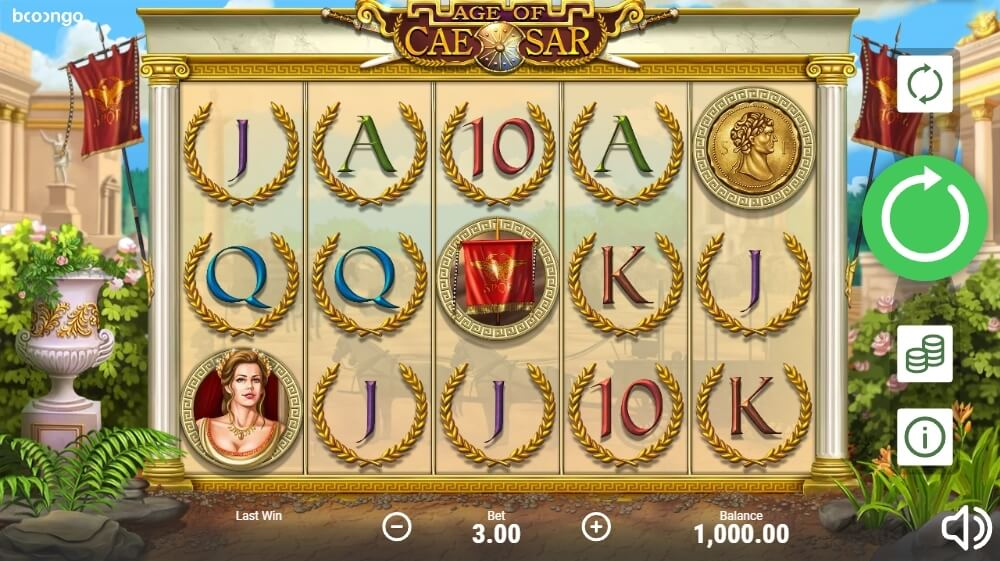 age of caesar slot