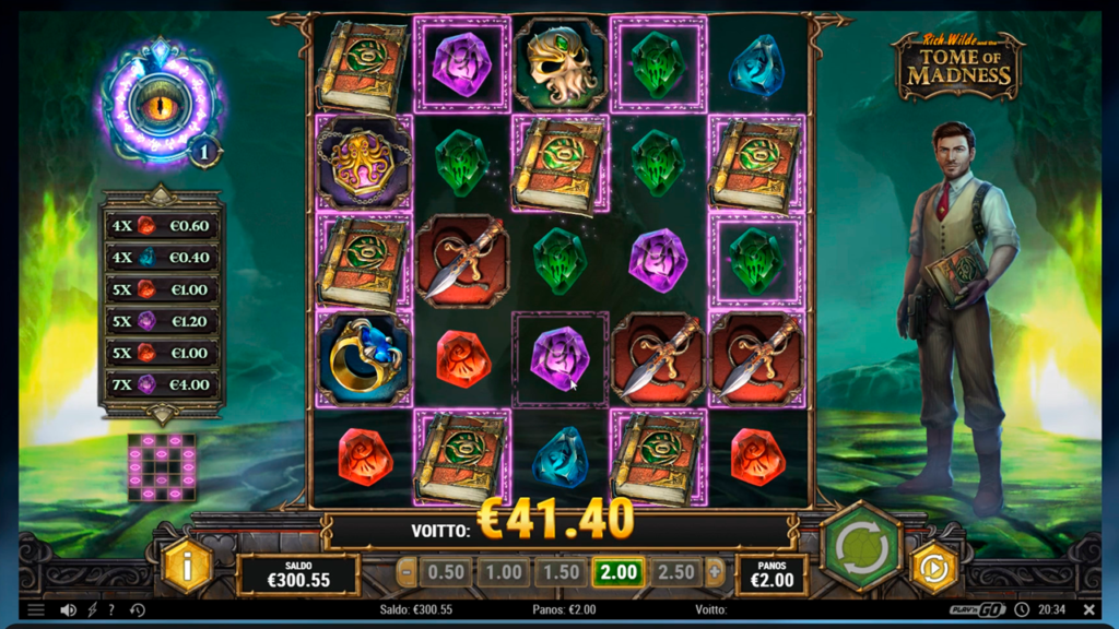 Tome of Madness Slot
