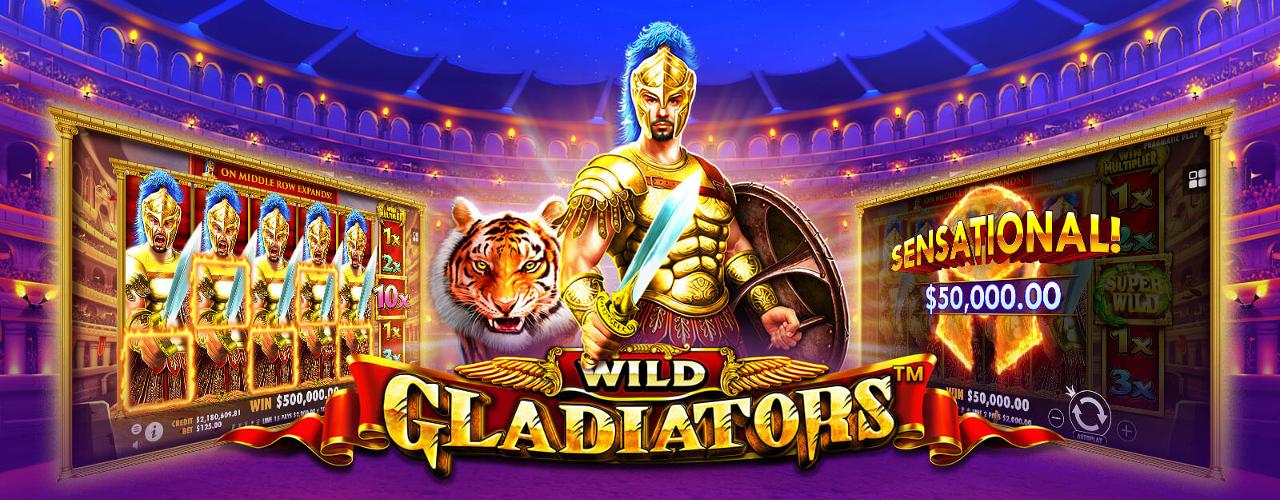 Wild Gladiators Slot Review