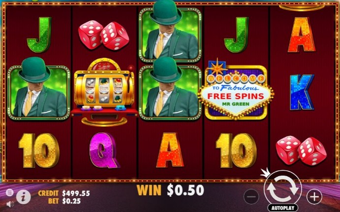 Vegas Adventures Slot Gameplay