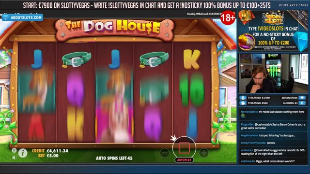 Big Win on Bookie of Odds - AboutSlots com