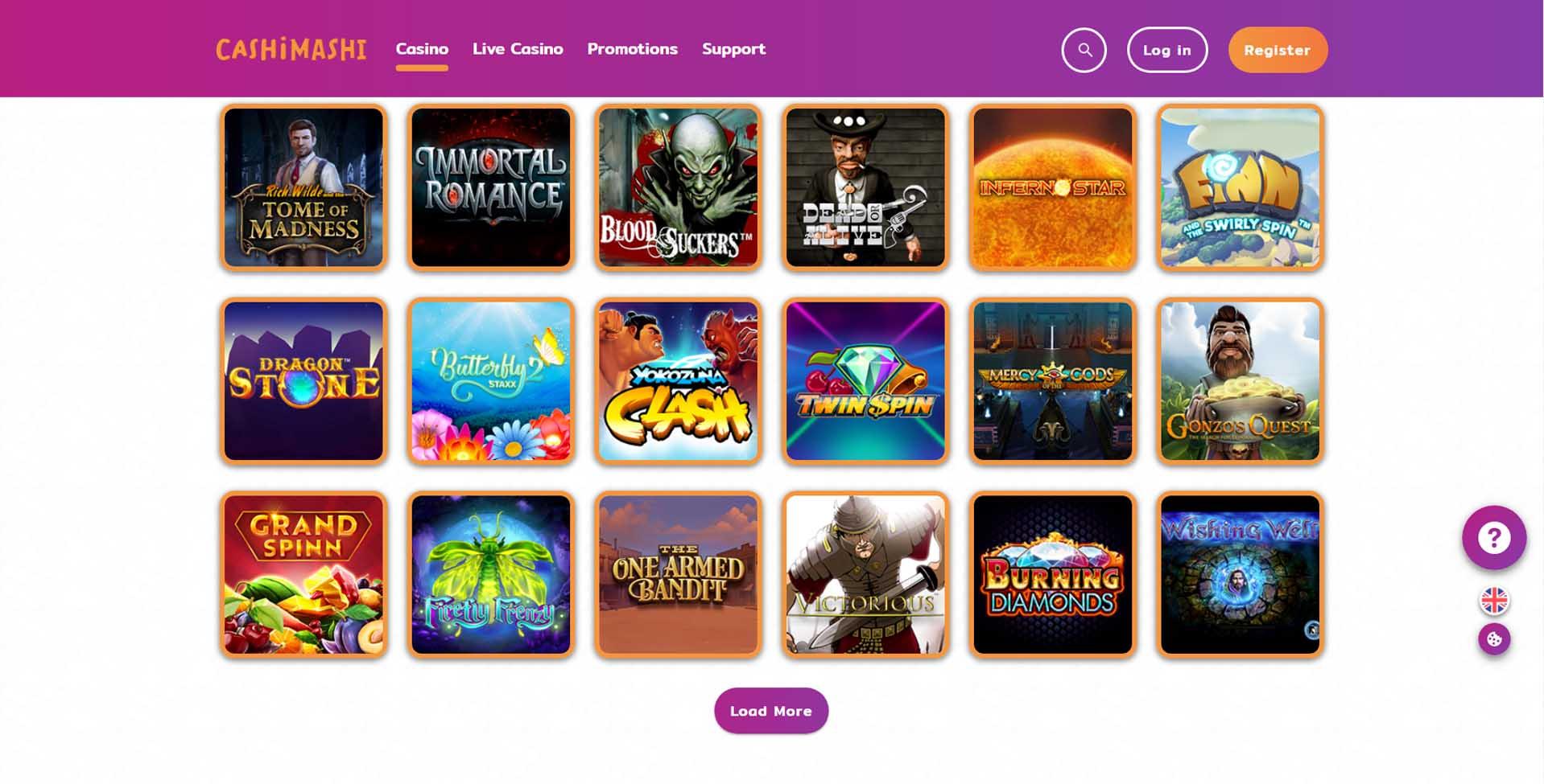 Littlewoods casino på nätet