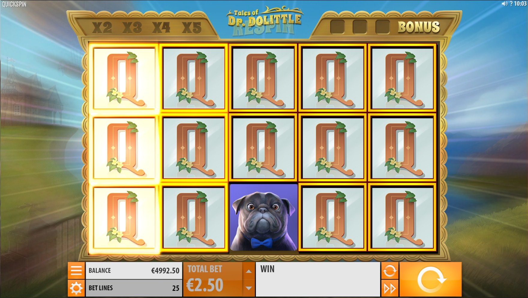 Tales of Dr. Doolittle Slot Gameplay