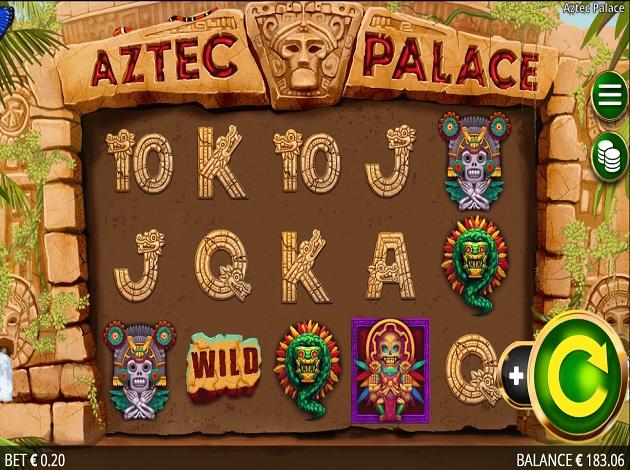 Aztec Palace Slot Gameplay