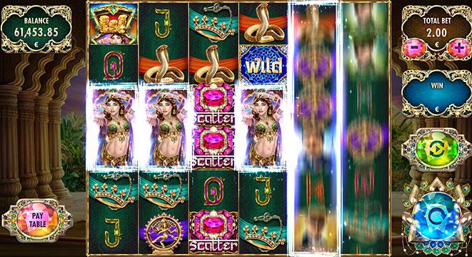 Mata Hari the Spy Slot Gameplay