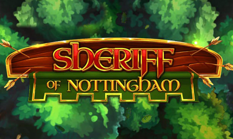 Sheriff of Nottingham video slot