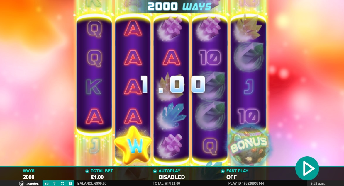 Gemzone Dynamic Ways Slot Gameplay
