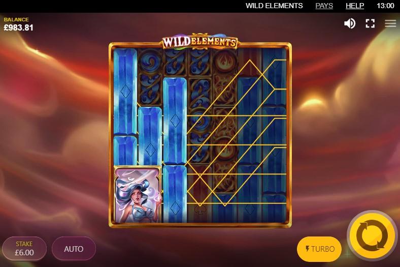Wild Elements Slot Gameplay