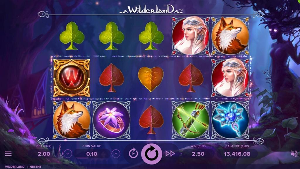 Wilderland Slot Gameplay