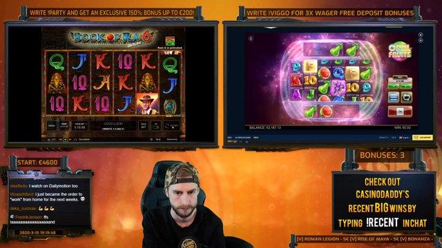Vampires slot machine