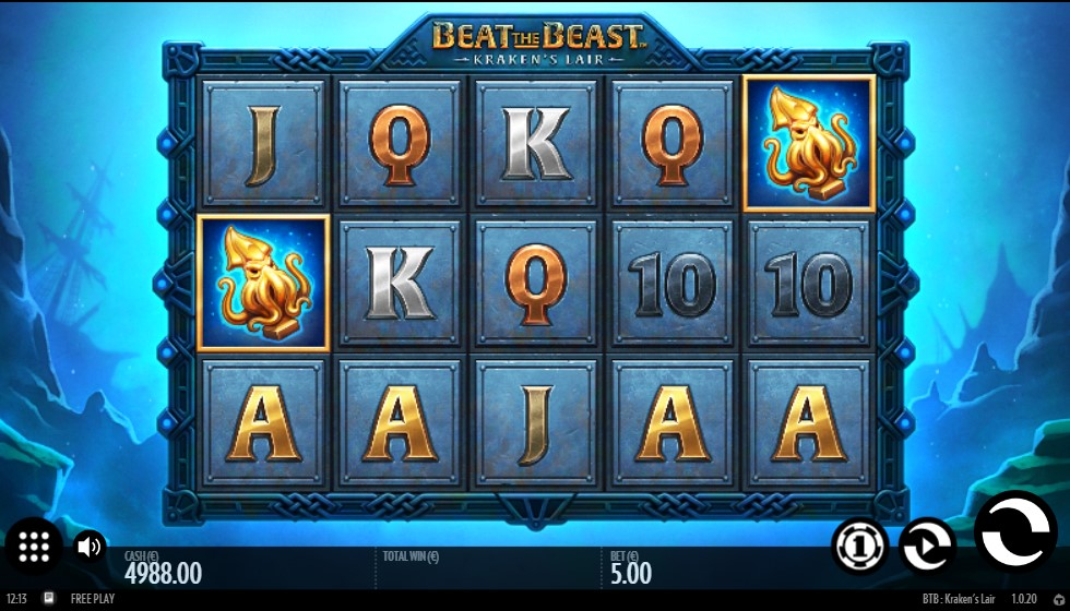 Beat the Beast Slot Gameplay