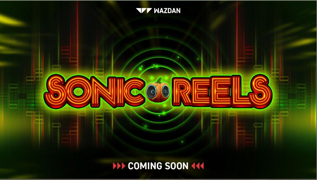 Sonic Reels video slot