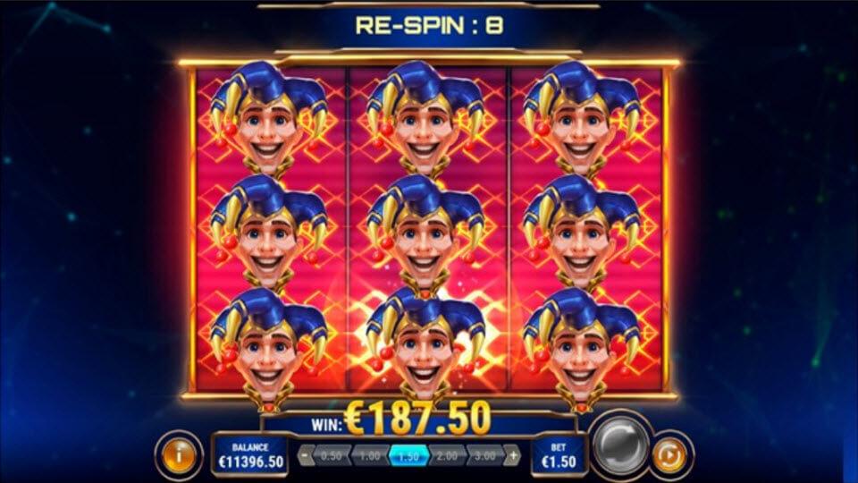 Sticky Joker Slot Gameplay
