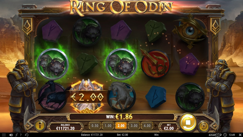 Ring of Odin Video Slot