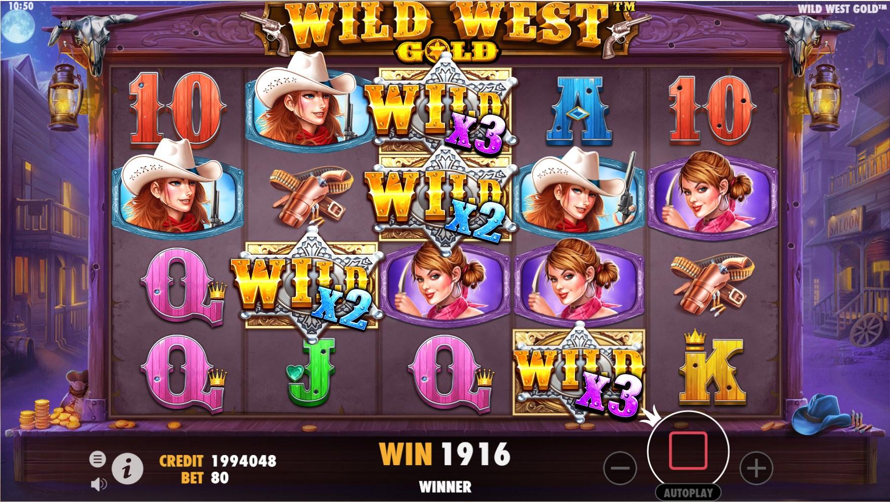 Wild West Gold Stl