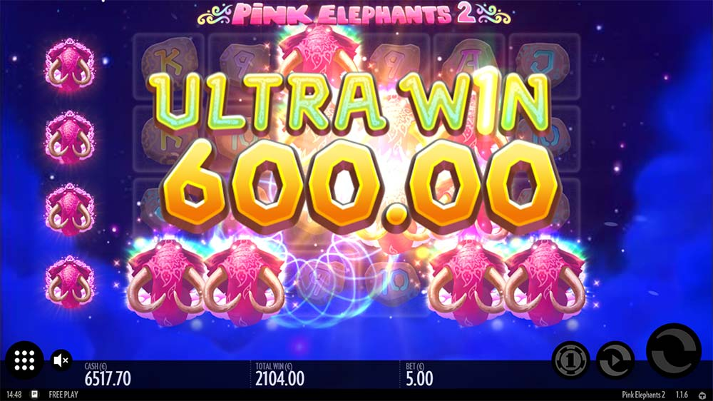 Pink Elephants 2 Ultra Win