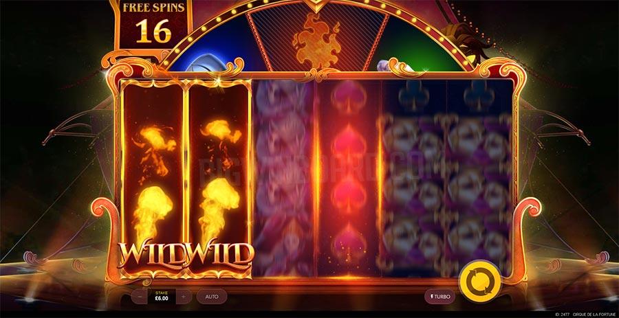 Cirque De La Fortune Slot Review Free Spins